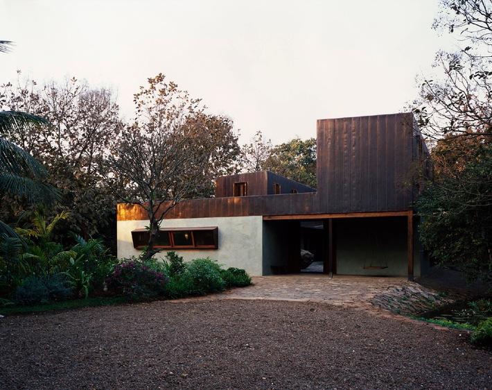 Studio Mumbai est le lauréat de la troisième édition du BSI Swiss Architectural Award