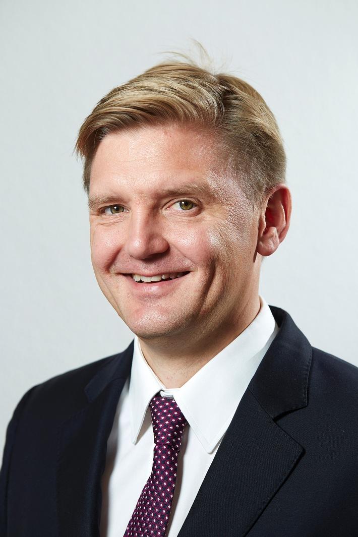 Frank Keller neuer CEO der Compass Group (Schweiz) AG (BILD)