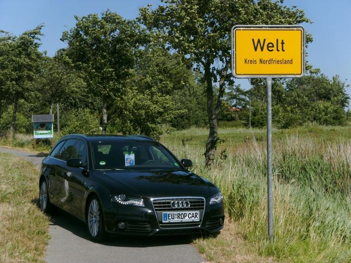 Brasilien, Kalifornien oder gleich die ganze Welt - mit Europcar Deutschland entdecken (mit Bild)