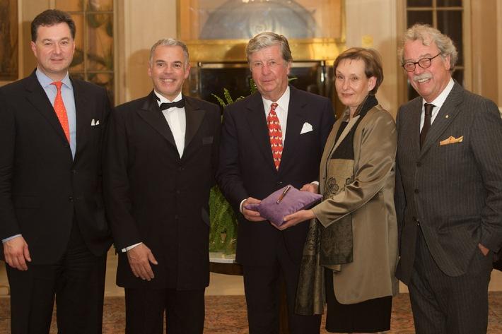 Prix Romantik Liebold für Albert Darboven