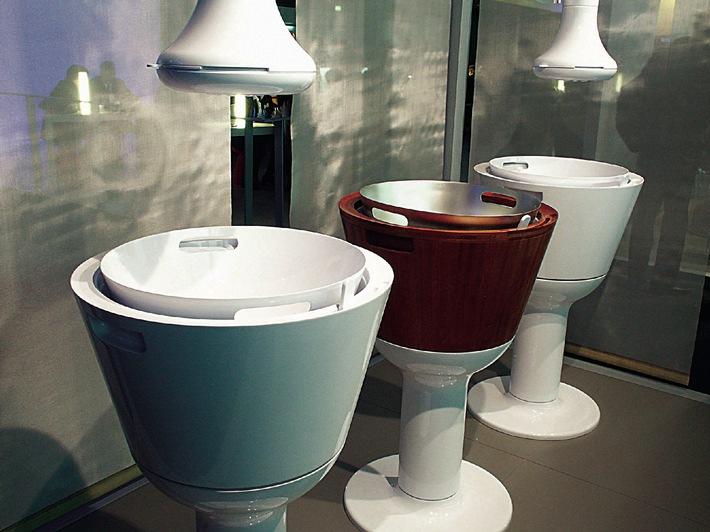 Bauknecht AG: Waschen ohne Wasser und Waschmittel?