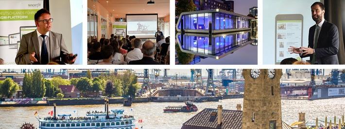 Das Betriebliche Gesundheitsmanagement der Zukunft wird in Hamburg vorgestellt!