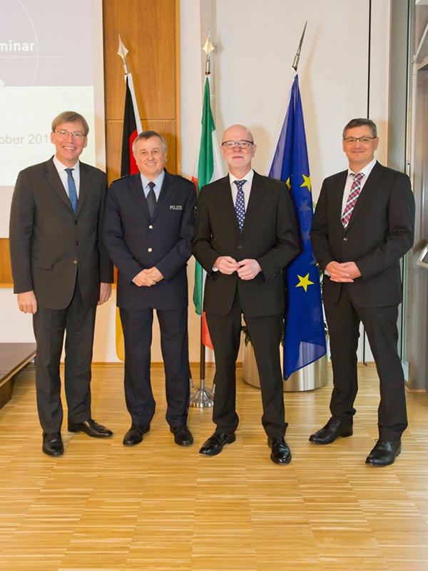 BKA: Bekämpfung der Organisierten Kriminalität: Europol-Roadshow am 14. und 15. Oktober 2015 in Selm/NRW