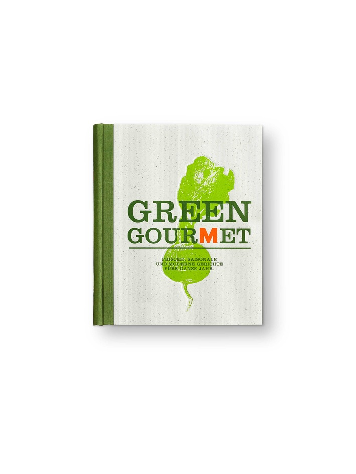 Migros: Green Gourmet - das Kochbuch für bewusste Geniesser