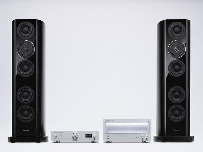 Die legendäre Audio-Marke Technics ist zurück / Die Mission: dem Hörer helfen, Musik wieder zu entdecken