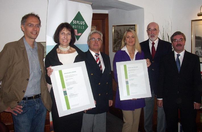 RAL-Gütezeichen 50plus Hotels garantiert Service-Standards!
