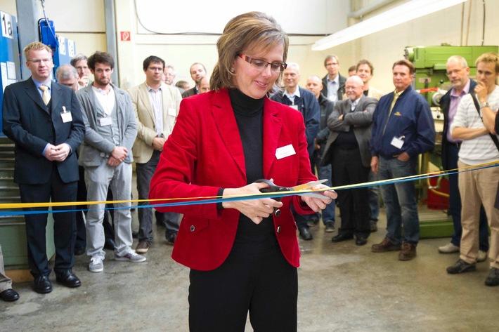 Einweihung Akustik-Labor von HBT-ISOL AG