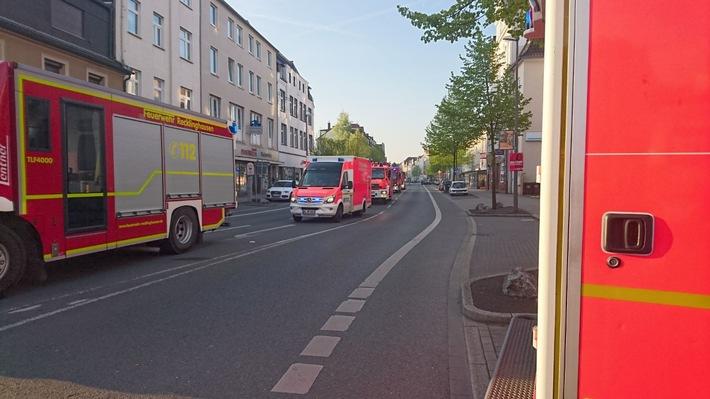 FW-RE: Brand in Altenheim verläuft glimpflich - keine Verletzten