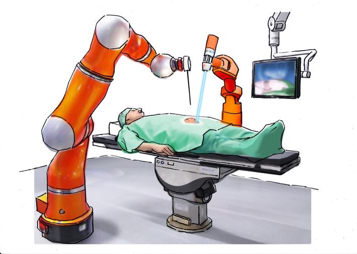 Die Feinfuhligen Roboter Kommen Professor Dr Ing Sami