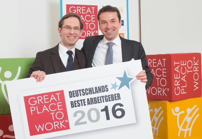 """Assure Consulting gehört wieder zu """"Deutschlands besten Arbeitgebern"""": Neue Mitarbeiter fühlen sich willkommen"""