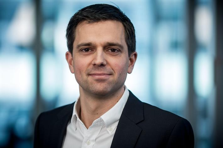 Louis Posern wird neuer Wirtschaftschef der dpa