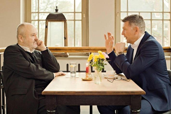 Burn-out: Anzeichen erkennen und gegensteuern - BGW-Interview mit Sven Hannawald und Prof. Dr. Matthias Burisch