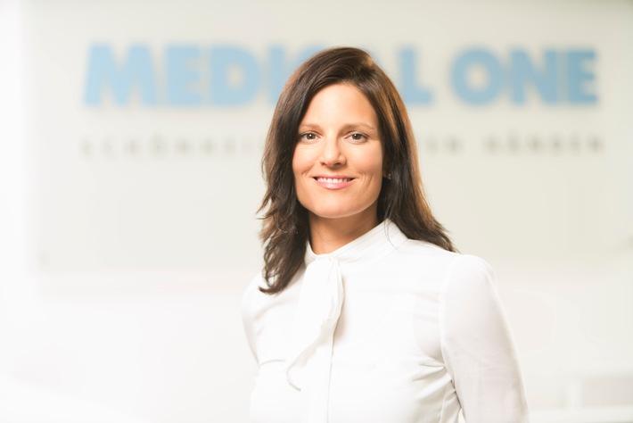 Vorstandswechsel bei Medical One / Heidi Zinser übernimmt Unternehmensführung Deutschlands führender Klinikgruppe für Plastische und Ästhetische Chirurgie