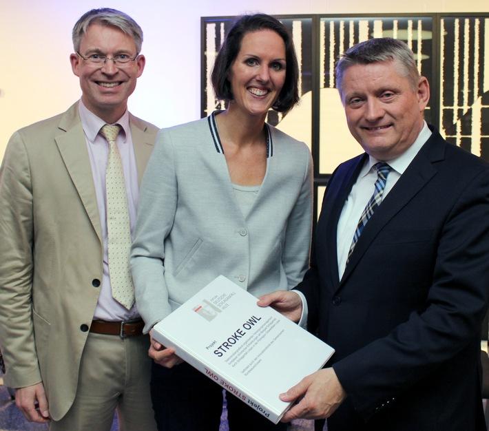 Minister Gröhe lobt OWL-Projekt / Schlaganfall-Lotsen haben viel Potenzial