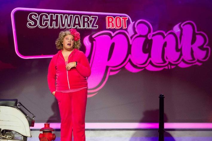"""Gesucht! Traumjob für Cindy aus Marzahn in """"Schwarz Rot Pink"""""""