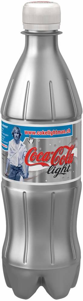 Die Schweiz wählt den Coke light Man 2004