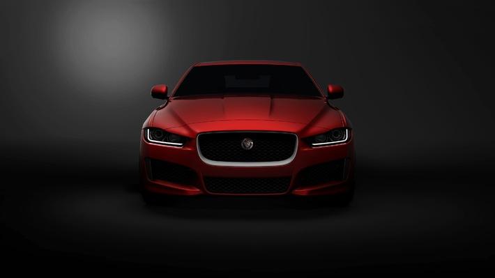 """JAGUAR XE - Die neue Jaguar Sportlimousine mit hochmodernen """"Ingenium""""-Motoren und intelligenter Aluminium-Architektur (Bild)"""