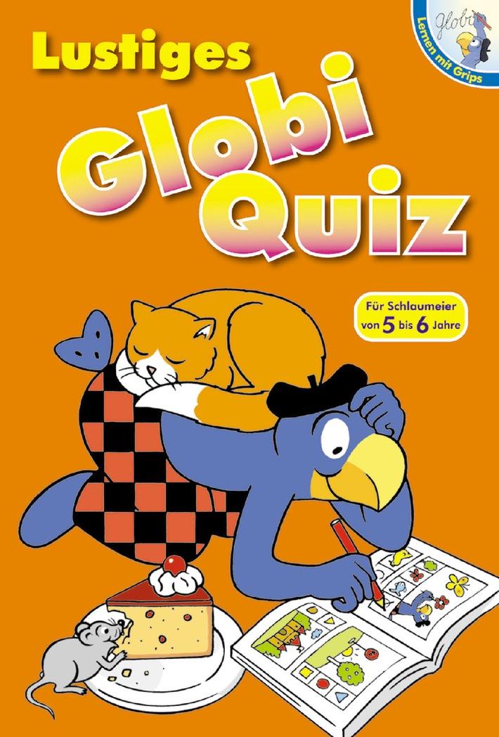 Logisch Denken mit Globi / Lustiges Globi Quiz
