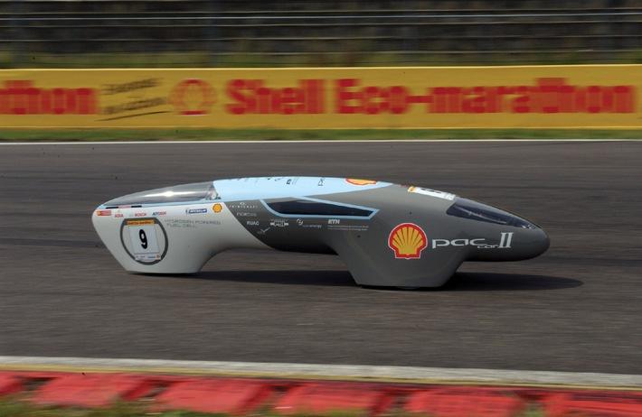 Shell Eco-marathon: 255 Teams wollen Energiespar-Meister werden