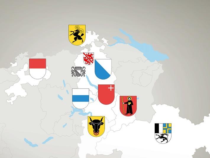 Die Greater Zurich Area wächst: Uri wird neues GZA-Mitglied - Zusätzliche Partner aus der Privatwirtschaft