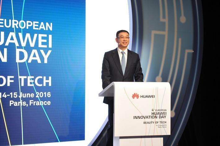 """""""Die Schönheit der Technologie"""": Austausch von Experten und Wissenschaftlern auf europäischem Innovation Day von Huawei"""