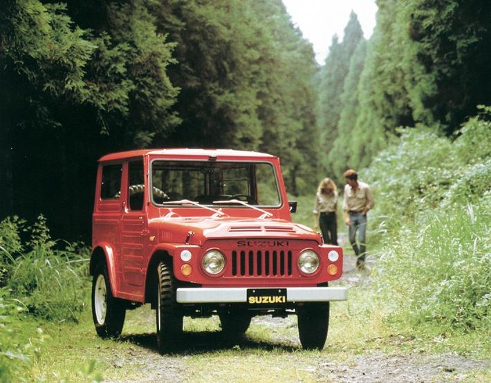 45 Jahre bahnbrechende Crossover-Trends von Suzuki