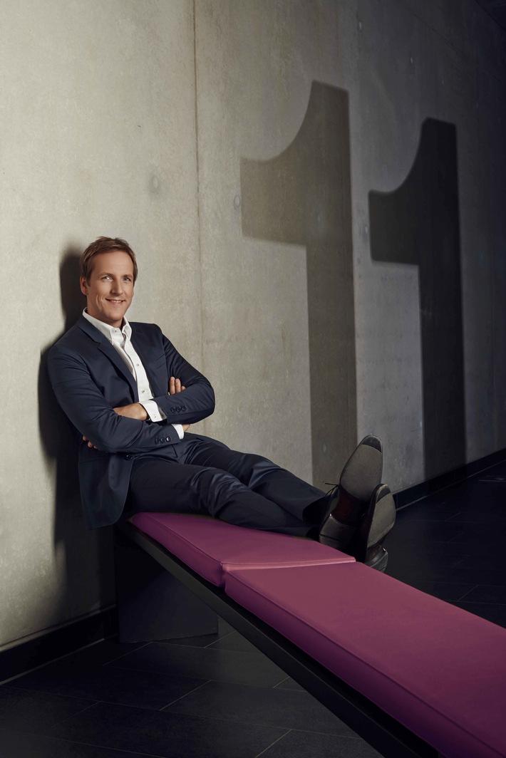 """Jantastisch: Elf Jahre Jan Hahn beim """"SAT.1-Frühstücksfernsehen"""" - Rekord!"""
