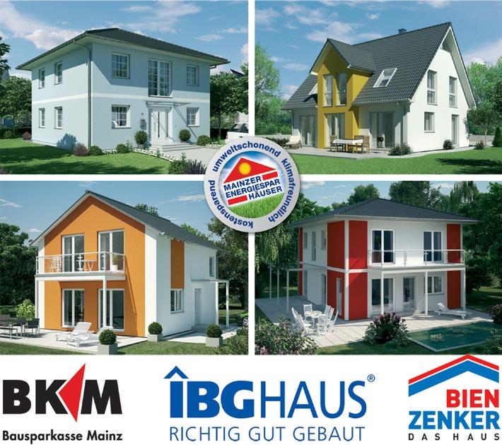 """BKM entwickelt mit IBGHAUS und Bien Zenker """"Mainzer Energiesparhäuser"""" (mit Bild)"""
