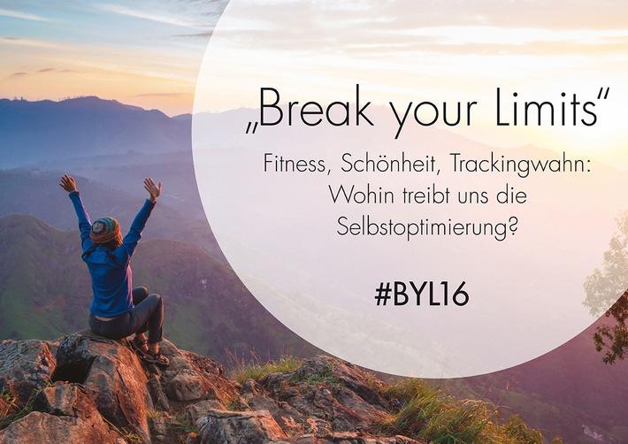 """Fitness, Schönheit, Trackingwahn: news aktuell startet neue Veranstaltungsreihe """"Break your Limits"""""""