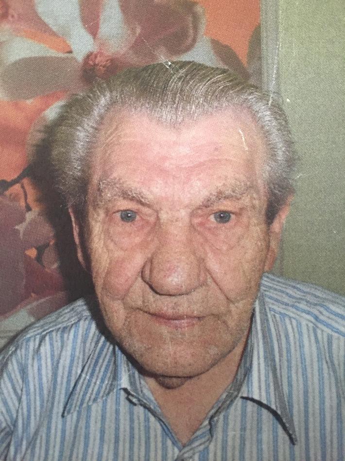 POL-DO: 89-jähriger Dortmunder vermisst - Polizei bittet um Mithilfe