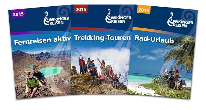 """Hawaii in Trekkingstiefeln, Mexiko zu Fuß, Australien per Rad ... / Wikinger-Kataloge """"Fernreisen aktiv"""" und """"Trekking weltweit"""" mixen Exoten und Klassiker"""