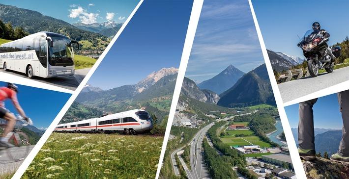 TirolWest mit neuer Domain www.mobil.tirolwest.at auf Überholspur in Punkto Mobilität