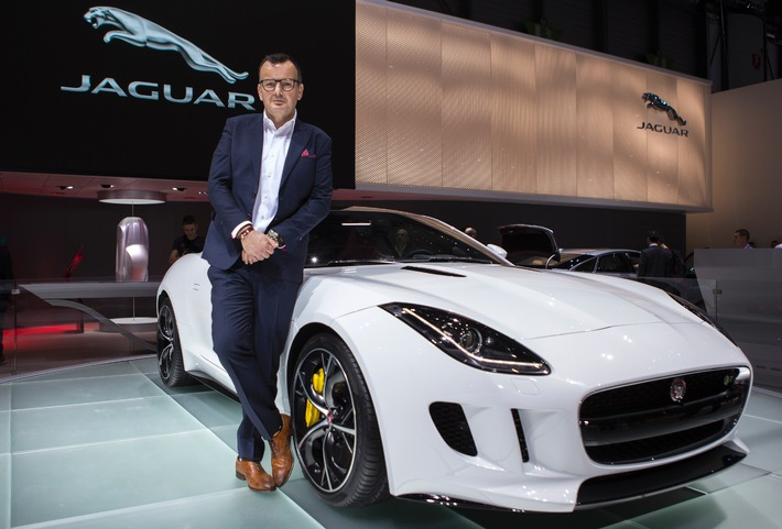 Philipp Fankhauser mise sur Jaguar (Image)