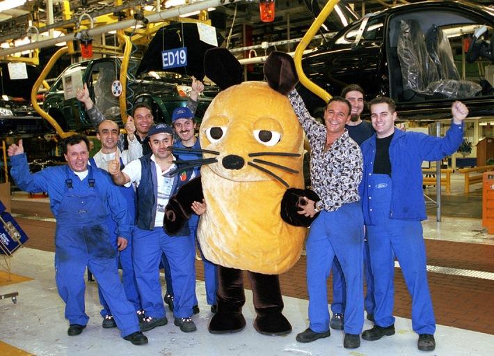 Telearbeit als Pilotprojekt bei Ford