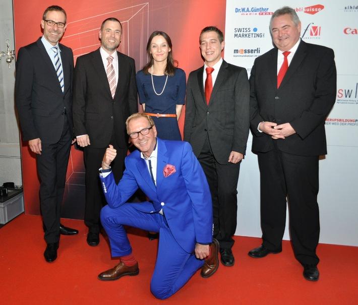 Swiss Marketing: Nach harter Selektion für die Praxis bereit - 90 neue Marketingleiter eidgenössisch diplomiert (ANHANG)