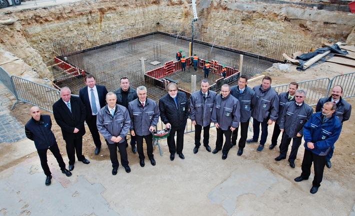 Energieeffizient und innovativ: SKODA baut neues Presswerk in Mladá Boleslav