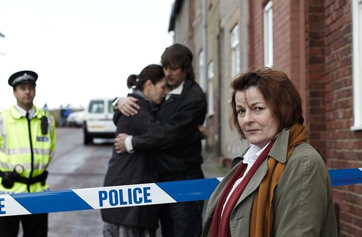 """Neue Fälle für """"Vera"""" /  ZDFneo zeigt britische Krimiserie in deutscher Erstausstrahlung"""