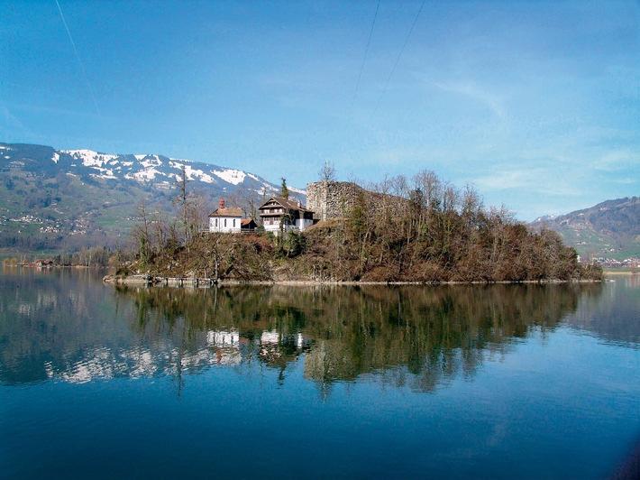 """""""Archäologie Schweiz"""" und sechs Kantone legen einen Kulturführer vor: 135 Vorschläge, die Zentralschweiz zu entdecken"""