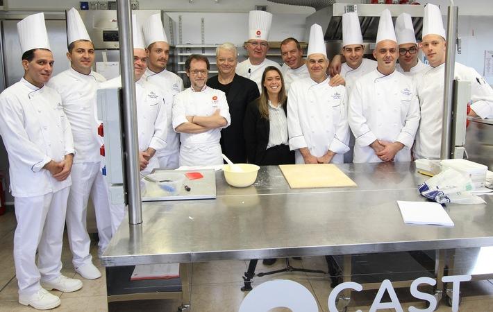 Costa Crociere startet neues Ausbildungsprojekt / Hauptfach: Italienische Kochkunst