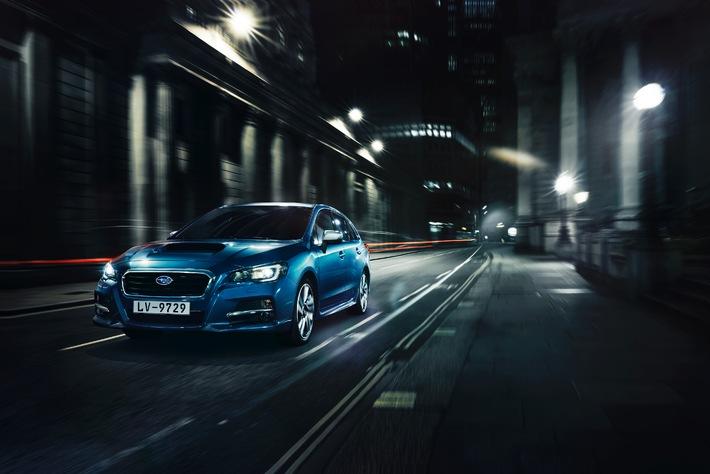 Europa-Premiere des Subaru Levorg auf dem 85. Genfer Auto-Salon / Erster Auftritt des neuen Subaru Outback / Neue Motor-/Getriebekombination für den Subaru Forester