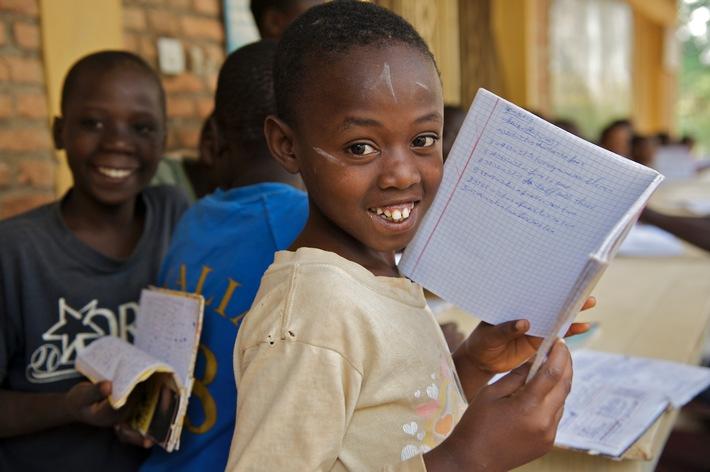 25 Jahre UN-Kinderrechtskonvention: IKEA Foundation spendet 25 Millionen Euro an UNICEF