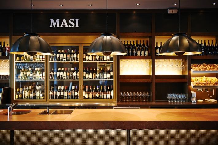 Der «Meister des Amarone» eröffnet am 8. Mai 2014 in Zürich sein weltweit erstes Weinlokal