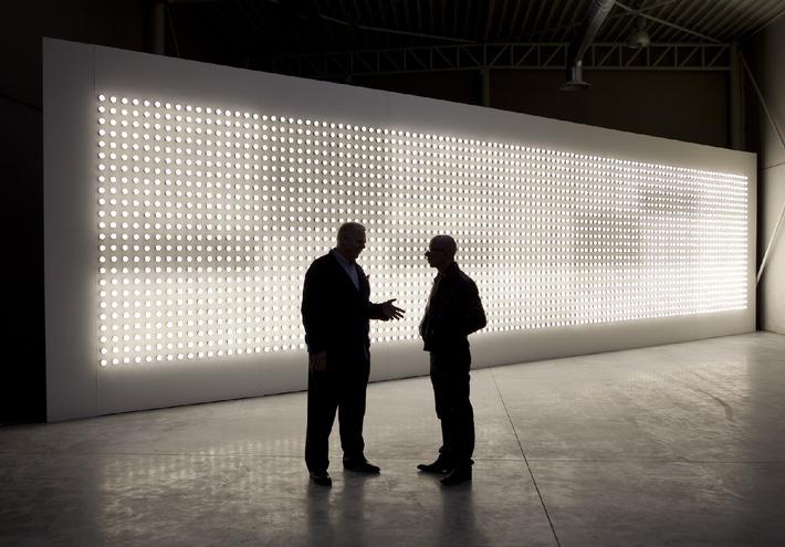 LED-Lampen erobern die Lichtkunst (mit Bild)
