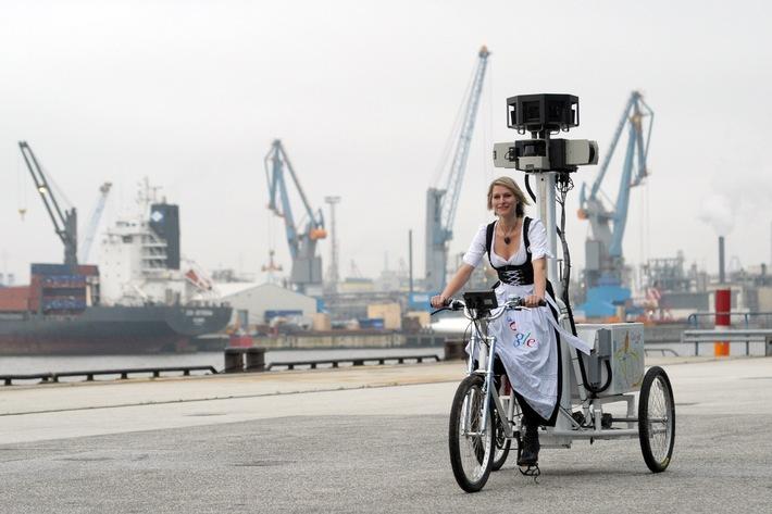Mit Street View quer durch Deutschland: Google stellt die 20 größten Städte online (mit Bild)
