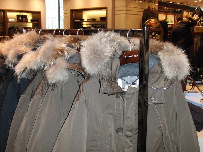 Ein Jahr Pelz-Deklaration: Modehäuser sind überfordert