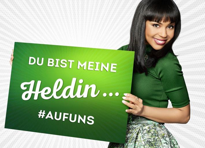 """#AUFUNS! sixx feiert mit """"Like us - Unsere 30 größten Heldinnen""""  am Dienstag, 8. März 2016, um 20:15 Uhr den Weltfrauentag"""
