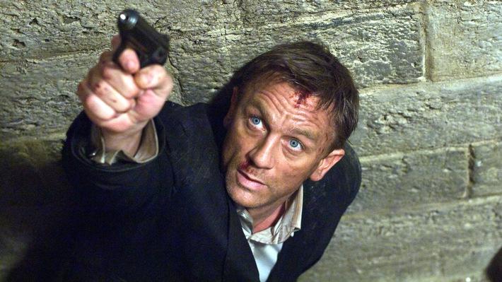 """Der berühmteste Geheimagent der Welt bei RTL II: """"James Bond 007 - Ein Quantum Trost"""""""