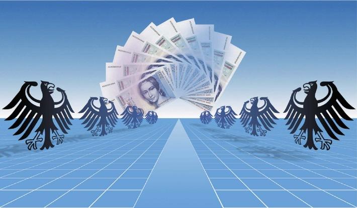"""""""Legal Steuern sparen"""" / Neuer """"SteuerBlock 2000"""" der Volksbanken und Raiffeisenbanken"""