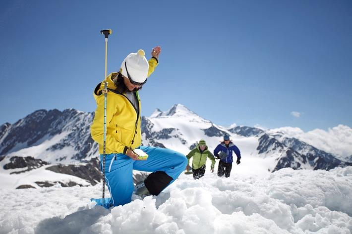 Tirols höchstes Gletscherfest