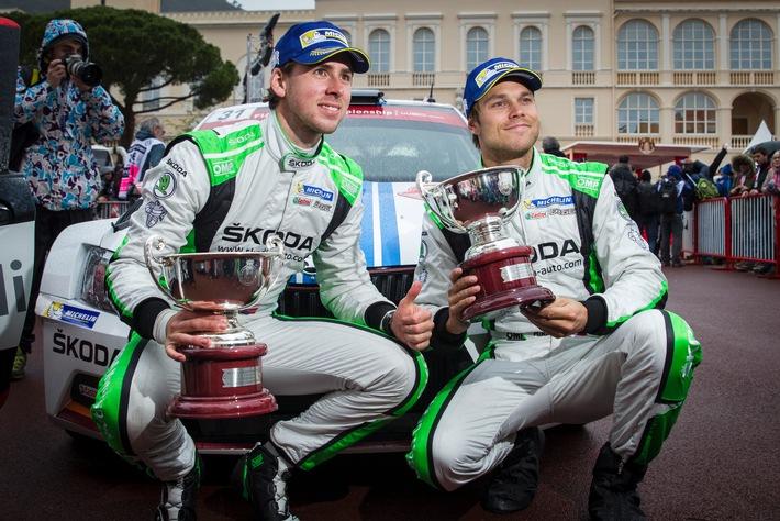 SKODA Motorsport stellt sich Herausforderung der 10.000 Kurven bei der Rallye Korsika